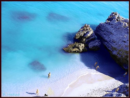 Playas Nudistas en la Florida. Caribe.